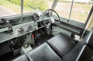 Cuthbertson Land Rover z 1958 roku