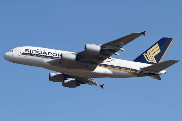 Airbus A380-800 Singapore Airlines 9V-SKA
