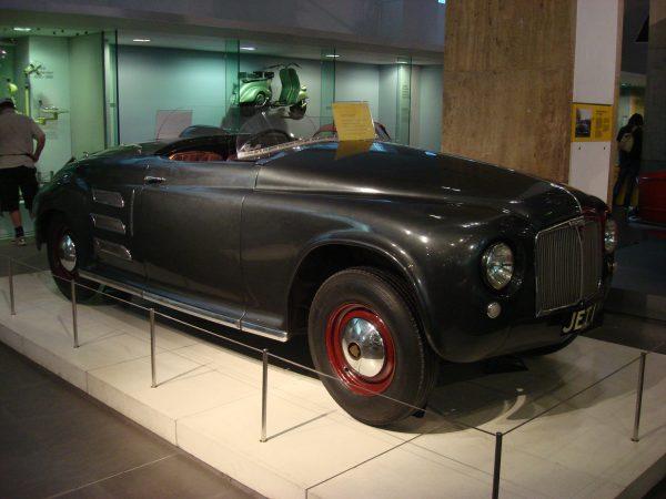 Rover JET1 (fot. Oxyman/Wikimedia Commons)