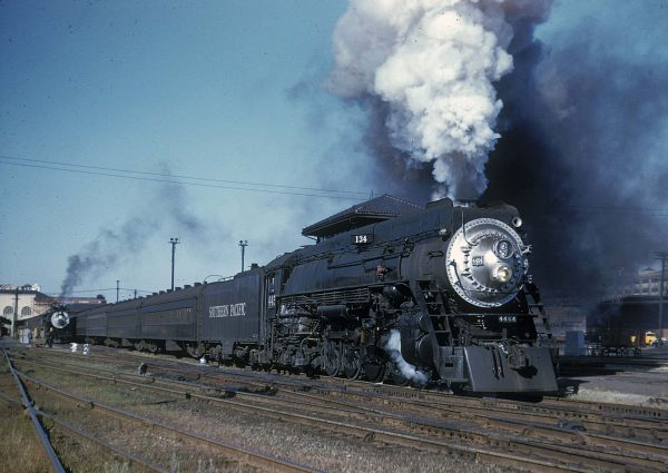 Southern Pacific class GS-4 4454