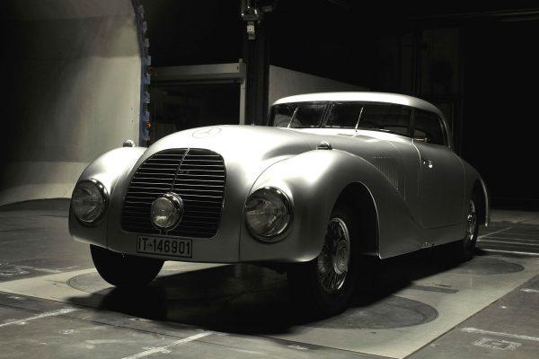 1938 Mercedes-Benz 540 K Streamliner