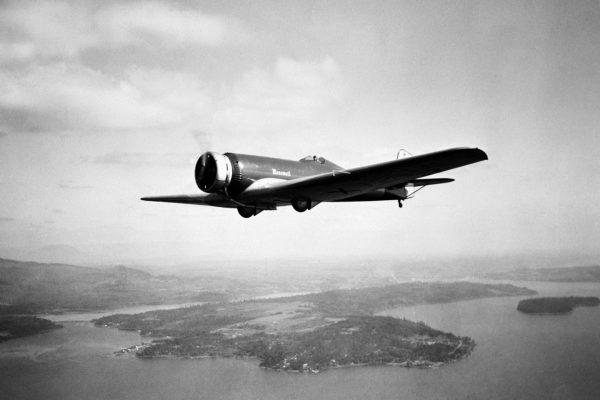 Boeing Model 200 Monomail