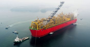 Prelude FLNG - największy obiekt pływający na świecie