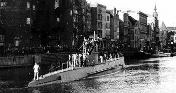 U-boot w Gdańsku - zdjęcie
