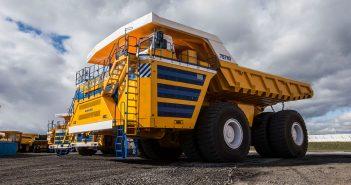 10 największych ciężarówek na świecie
