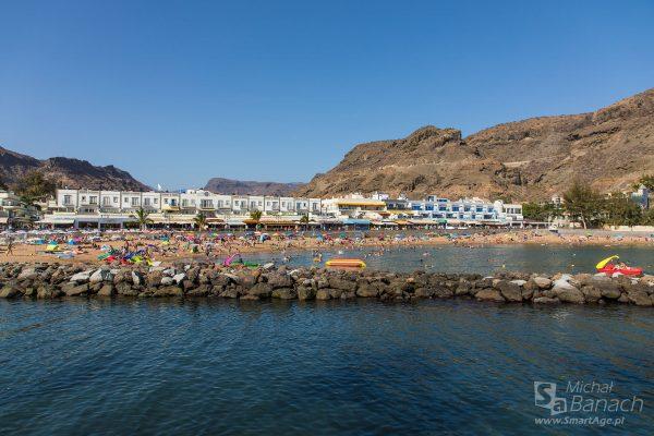 Puerto de Mogán (fot. Michał Banach)