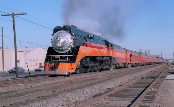 Southern Pacific class GS-4 4449
