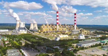 Elektrownia Bełchatów - największa elektrownia w Polsce