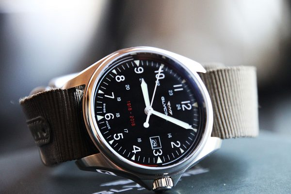 Glycine Combat Polish Air Force (fot. Glycine)