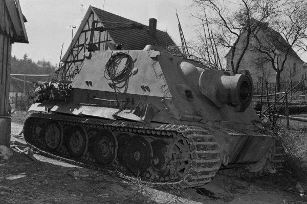 Sturmmörser Tiger (Sturmtiger)
