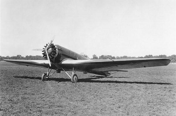 Boeing Model 221 Monomail