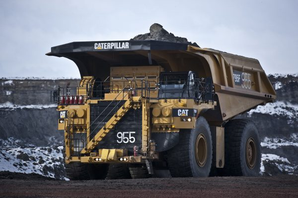 Caterpillar 795F AC (fot. machineseeker.pl)