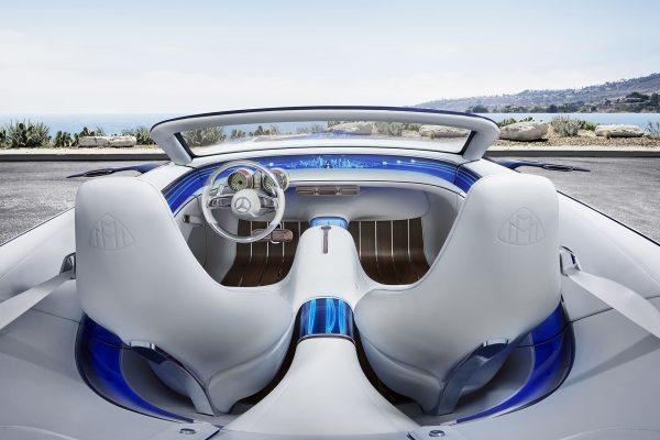 Vision Mercedes-Maybach 6 Cabriolet (fot. Daimler AG)