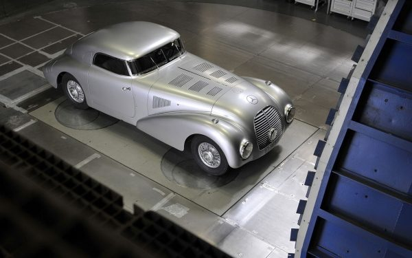 1938 Mercedes-Benz 540 K Streamliner