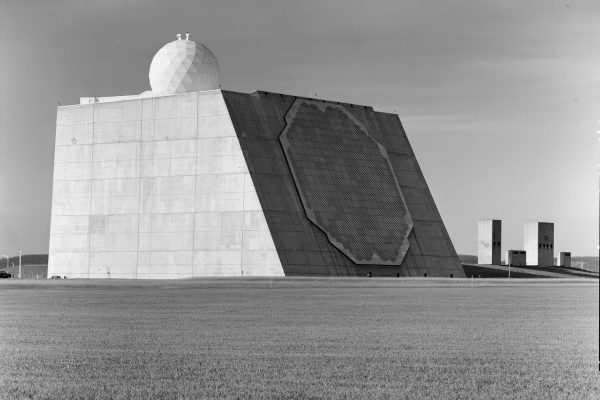 Perimeter Acquisition Radar (PAR) - Stanley R. Mickelsen Safeguard Complex