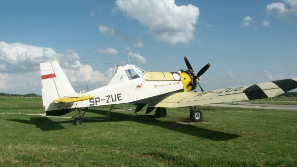 PZL M18 Dromader (fot. Michał Derela)