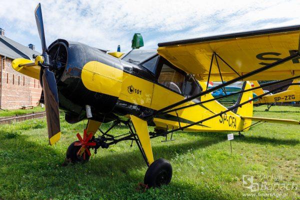 PZL-101G Gawron (fot. Michał Banach)