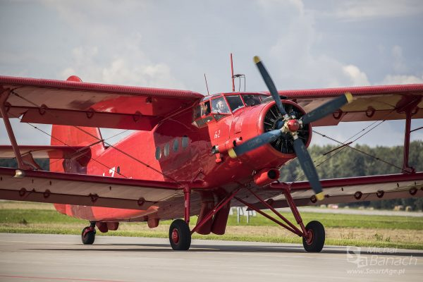 An-2 (SP-ALZ) (fot. Michał Banach)