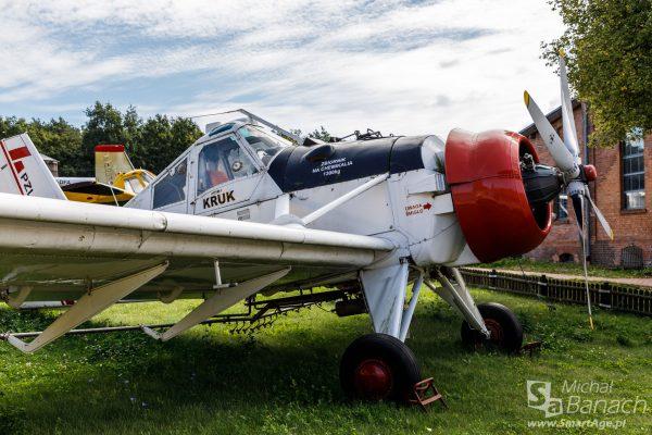 PZL -106 BR Kruk (fot. Michał Banach)