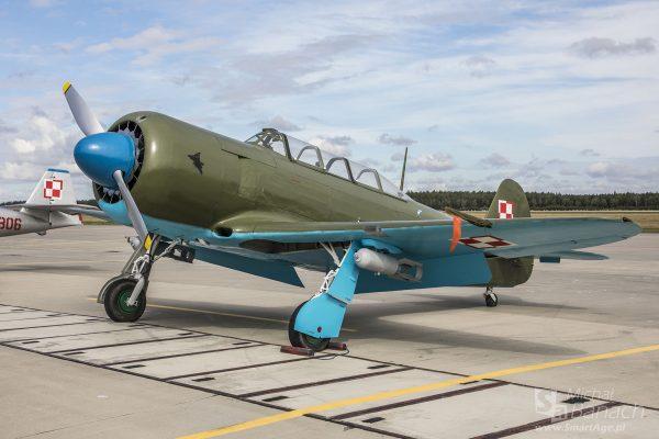 Jak-11 (fot. Michał Banach)