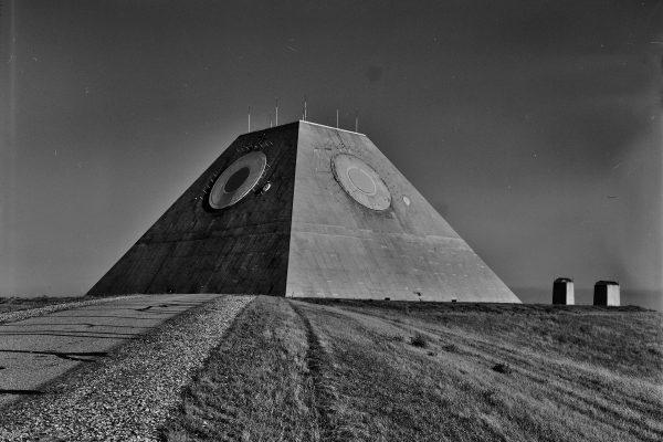 Missile Site Radar (MSR) - Stanley R. Mickelsen Safeguard Complex