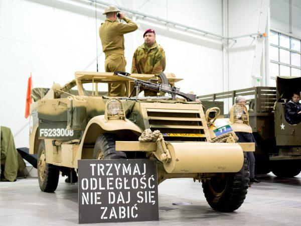 """""""Było… nie minęło"""" (fot. Targi Lublin)"""