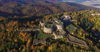 Twierdza Srebrnogórska na Dolnym Śląsku