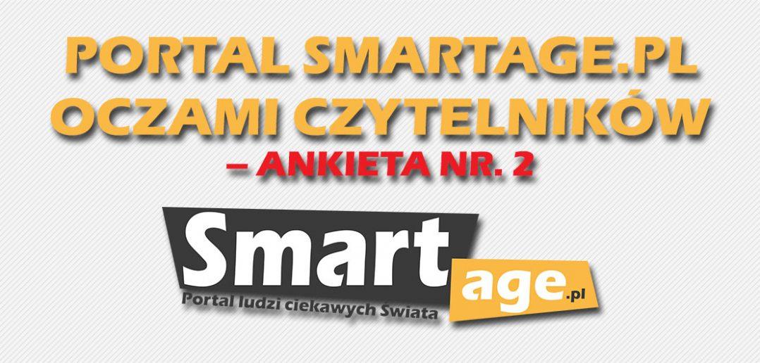 Portal SmartAge.pl oczami czytelników – ankieta nr. 2