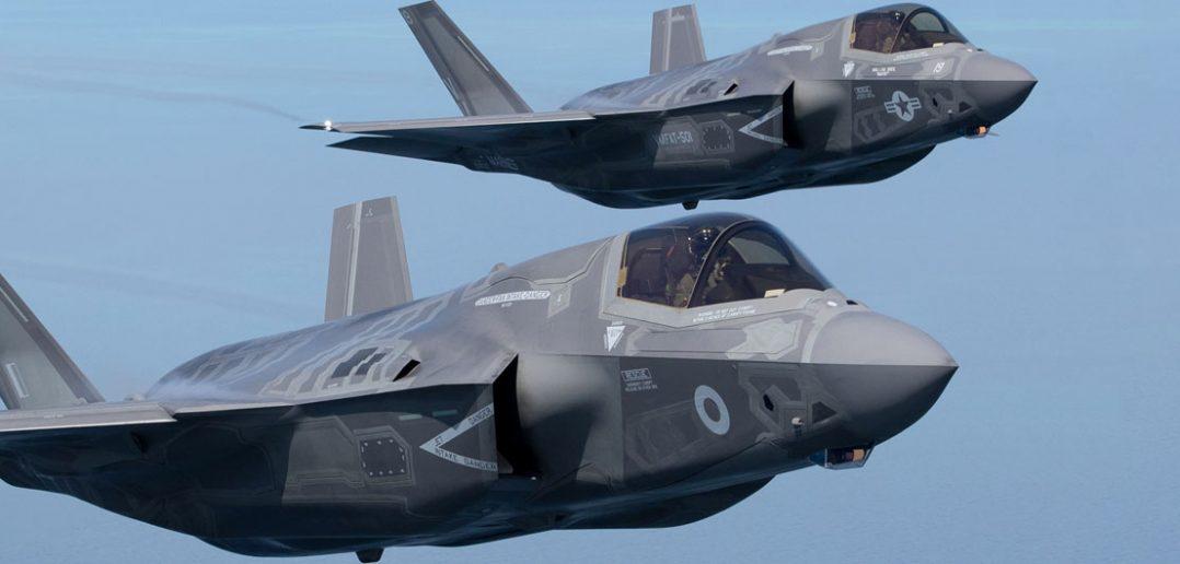F-35 Lightning II - amerykański myśliwiec piątej generacji