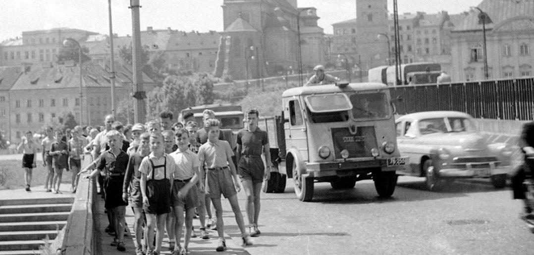Star 20 - pierwsza powojenna polska ciężarówka
