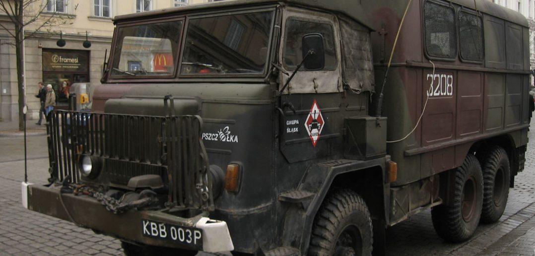 Star 66 i 660 - woły robocze Ludowego Wojska Polskiego