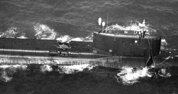 Zatonięcie okrętu podwodnego K-219 (1986)