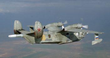 Radzieckie samoloty-amfibie Berijew Be-6 i Be-12