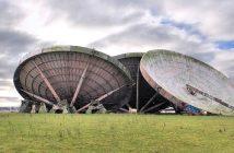 Pozostałości stacji radarowej RAF Stenigot