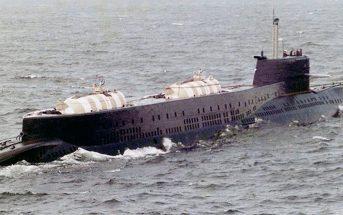 Radzieckie okręty podwodne projektu 940 (NATO - India)