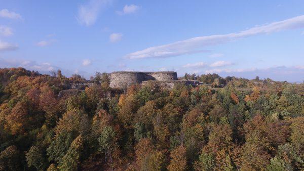 Twierdza Srebrnogórska (fot. forty.pl)