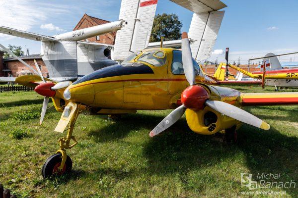 Let L-200D Morava (fot. Michał Banach)