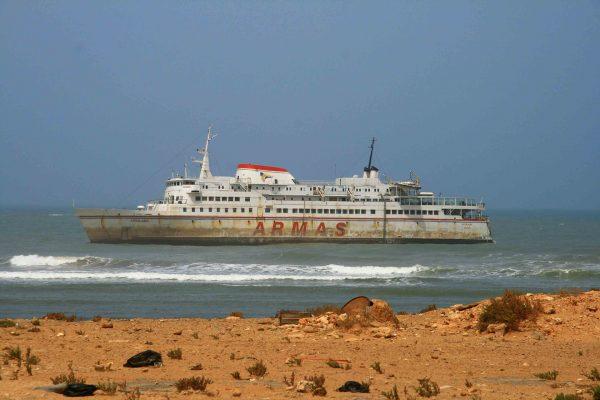 Wrak MV Assalama