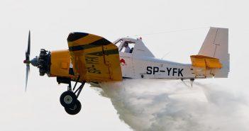Samolot rolniczy i pożarniczy PZL M18 Dromader