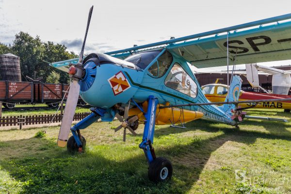 PZL-104 Wilga 35A (fot. Michał Banach)