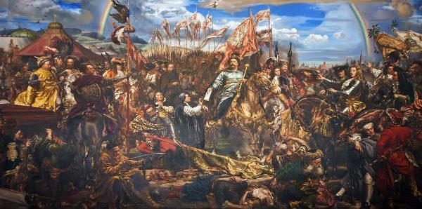 Bitwa pod Wiedniem - obraz Jana Matejki