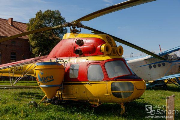 Mi-2R (fot. Michał Banach)