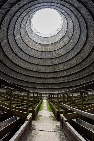 Chłodnia kominowa w Power Plant IM (fot. Lennart Tange)