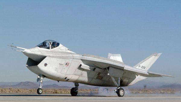 X-32A