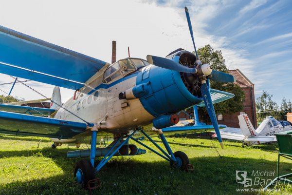 An-2R (fot. Michał Banach)
