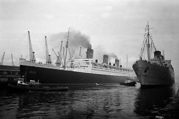 RMS Mauretania i jej następczyni RMS Queen Mary