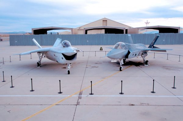 X-32 i X-35