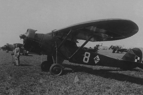 Samolot towarzyszący Lublin R.XIII