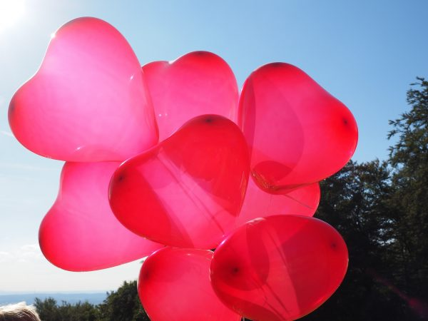 Strzałem w dziesiątkę są również znane wszystkim balony z helem