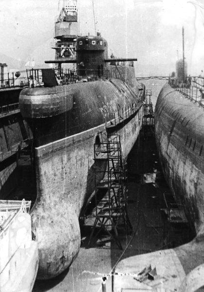 Okręt podwodny projektu 940 (India)